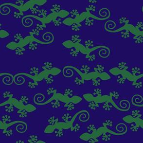 Gecko-locution