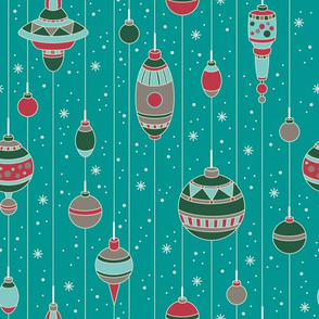 Classic Ornaments (Festive)
