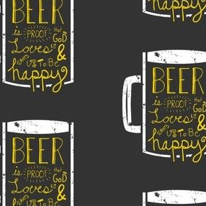Have a Beer - Be Happy