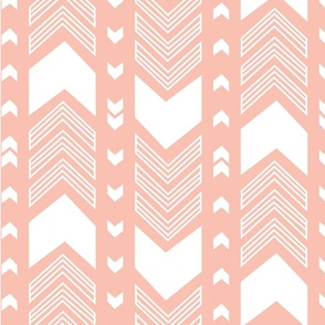 Peach Arrow Tribal