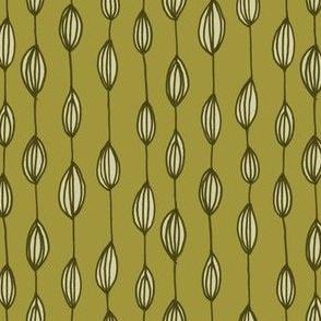 Pod - mustard