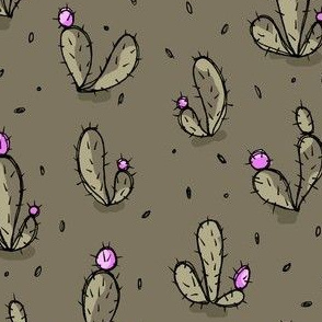 Cool Cactus - neutral