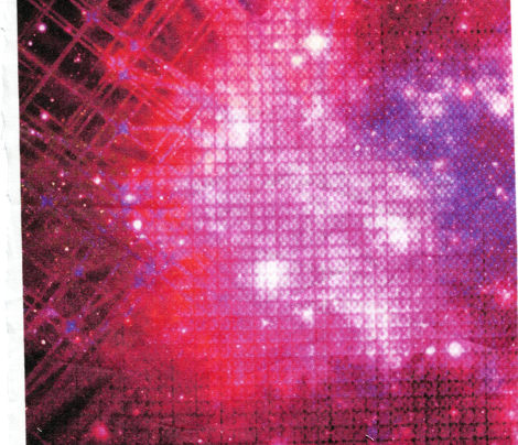Galaxies 2015 Teatowel
