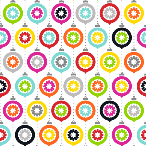 Multicolored RetrOrnaments