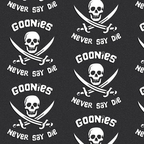 Goonies Never Say Die - Grey: Large