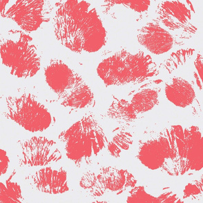 Petal Print Tea Towel