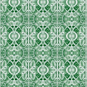 Have a Very Victorian Christmas (dark green)