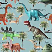 Dinosaurs Dinosaurs!