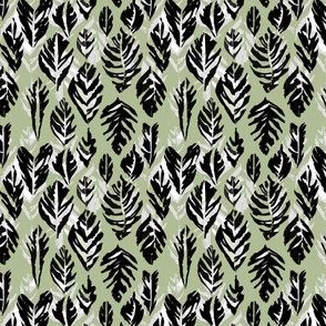 Handcut_leaf_print