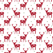 Snow Deer Small