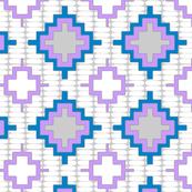 custom kilim white