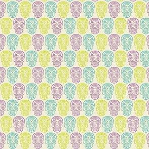 Sugar Skulls - Multicolored