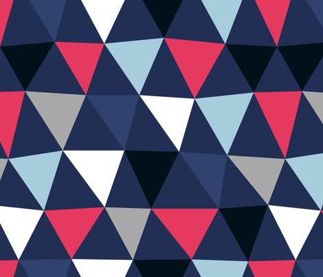 Triangles by Friztin