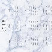 2015 marble calendar
