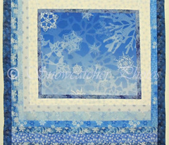 Snowcatcher Gradient Blue
