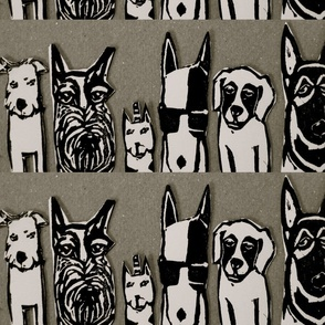 ArtieArt Mixed Mutts