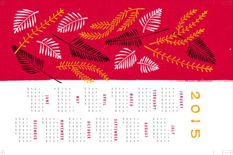 twiggy 2015 calendar