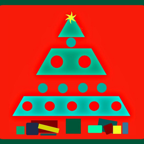 Two Dot Christmas Tree(Large)