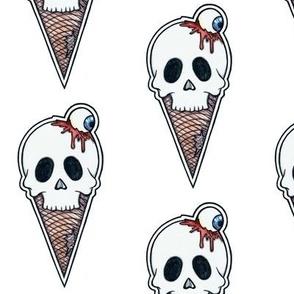Skullscream Cone
