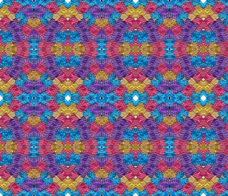 candy wrapper kaleidoscope