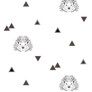 hedgehog triangles