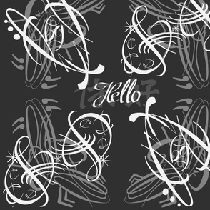 Calligraphy_Pattern