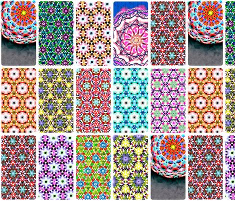 phone quilt