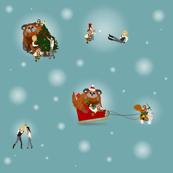 A Very Labyrinth Christmas