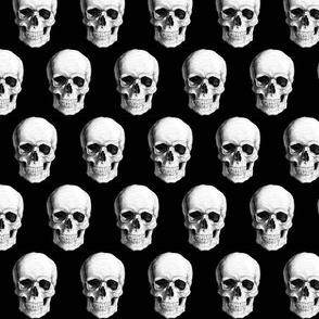 Skullduggery Black