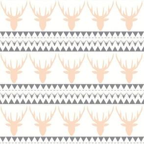deers coral grey