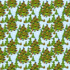 Woodland Christmas 2