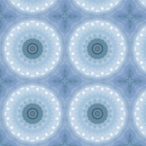 Star Tile, Floral Gravity Lens