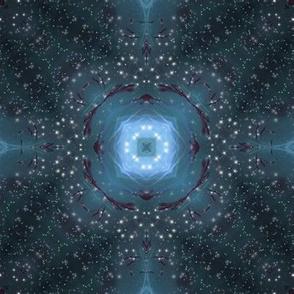 Planetary Nebula, Star Dust Tile