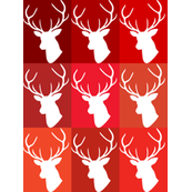 Red Deer Swatches