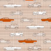 VintageCarsBrown_Orange