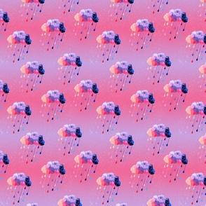 Purple Rain and Stars