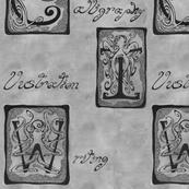 Calligraphic Octopodes