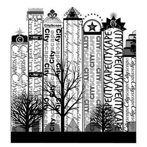 Calligraphy CityScape