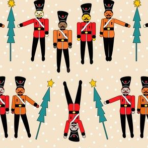 Nutcracker soldiers -many personalities