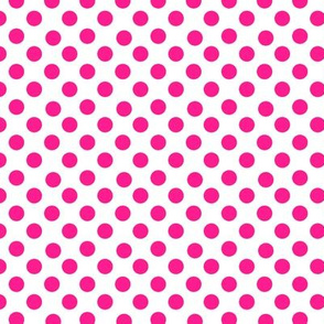 Roses & Vines polka dots