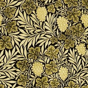 William Morris ~ Jungle Vines ~ Spring Green