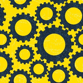 Yellow Gears