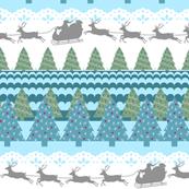 Santa's Coming to Sea Side