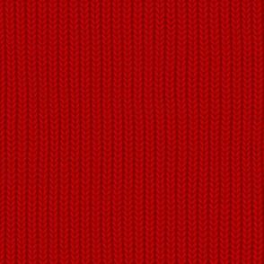 Faux Knit ~ Richelieu