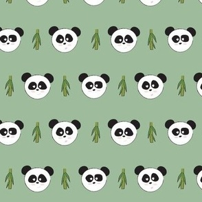 Pandas on the Green
