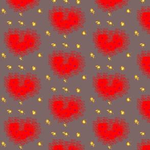 glowing-heart
