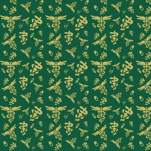 Vet Fabric Owls