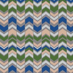 Wonky Chevron Nightmare