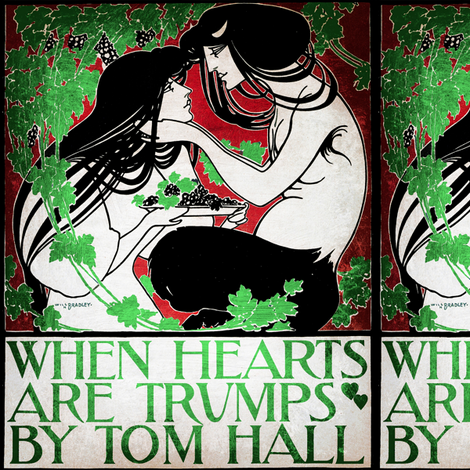 When Hearts are Trumps green full ed