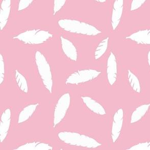 Flocking Together in Pink